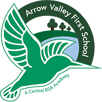 Arrow Valley First RSA Academy logo